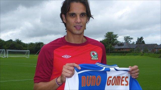 Nuno Gomes (Blackburn Rovers)