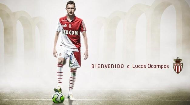 Lucas Ocampos (AS Monaco)