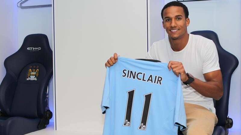 Scott Sinclair (Manchester City)