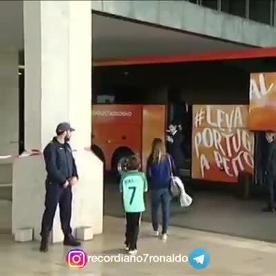 Altın kalpli adam Ronaldo