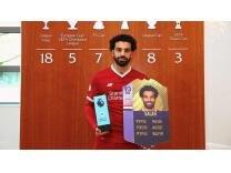 Muhammed Salah, Cristiano Ronaldo ve Aubameyang'ı geride bıraktı Galerisi