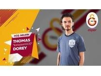 Galatasaray'dan Thomas Dorey transferi Galerisi