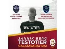 Testoier resmen Galatasaray'da Galerisi