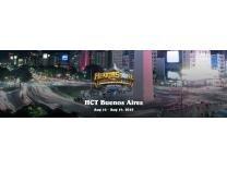 The HCT Buenos Aires 2018 Deste ve Kart Tercihleri Galerisi