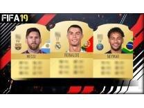 FIFA 19'un en güçlü oyuncuları belirlendi! Galerisi