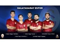 5. Hafta sonunda Galatasaray ligin 3. sırasında Galerisi
