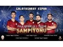 Finalde Fenerbahçe'yi 3-0 yenen Galatasaray şampiyon oldu! Galerisi