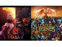 Yılların rekabeti: Dota 2 vs LoL - Profesyonel oyuncuların gözünden diğer oyun! Galerisi