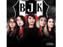 Beşiktaş Kadın LoL takımını duyurdu! Galerisi