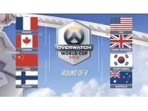 Overwatch Dünya Kupasında grup aşamalarının en iyi oyunları! Galerisi