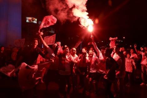 Buenos Aires'te River Plate şöleni