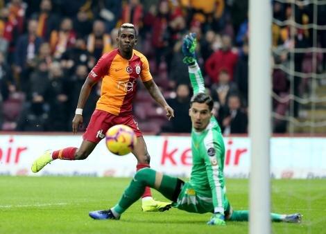 Galatasaray - Ankaragücü maçı istatistikleri