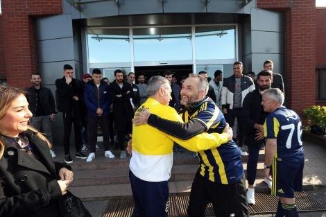 Fenerbahçe için İzmir'den İstanbul'a koştu