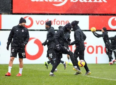 Beşiktaş idman- 23 Şubat