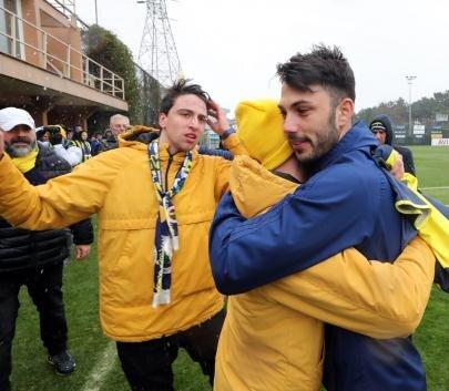 Fenerbahçe idman - 23 Şubat