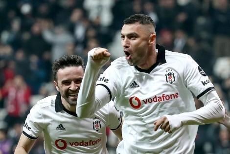 Beşiktaş'ta gözler Şampiyonlar Ligi'nde!