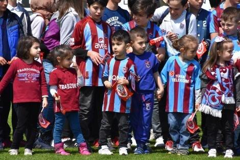 Trabzonspor'da 23 Nisan için özel buluşma
