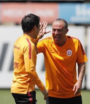 Galatasaray idman - 22 Mayıs