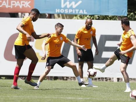 Galatasaray idman- 23 Mayıs