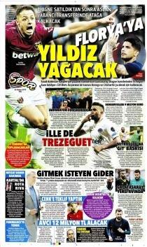 Günün bakmadan geçmemeniz gereken transfer manşetleri (25 Haziran 2019)