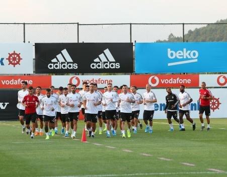 Beşiktaş antrenman (22 Ağustos)