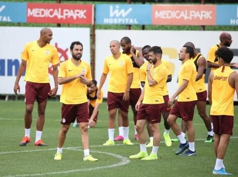Galatasaray idman ( 23 Ağustos Cuma )