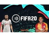 FIFA 20'de Süper Lig'in en iyi 20 hücum oyuncusu! Galerisi