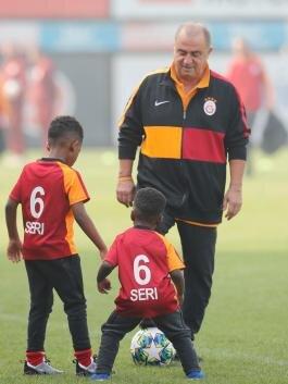Galatasaray'da Falcao yine takımla çalışmadı!