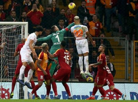 Rıdvan Dilmen'in Galatasaray - Alanyaspor yorumları