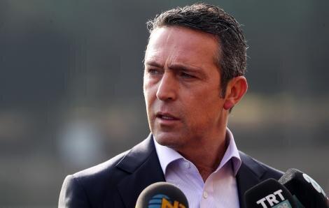 Ali Koç'tan TFF kararı, transfer ve ayrılık açıklaması