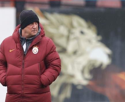 Galatasaray'da derbi hazırlıklıkları devam ediyor