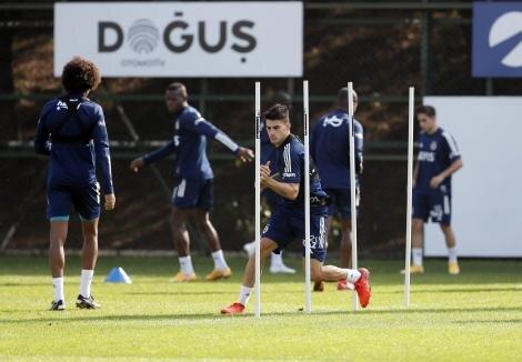 Fenerbahçe idman - 23 Ekim