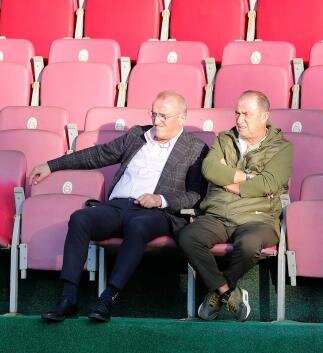 Galatasaray'da istifa kararı ortaya çıktı: Abdurrahim Albayrak
