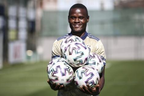 Mbwana Samatta: 'Tanzanya'da çocuklar Fenerbahçe forması giyiyor'