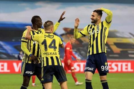 Ali Gültiken'den Fenerbahçe - Kayserispor yorumları