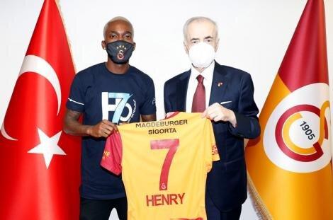 Mustafa Cengiz: 'Evin oğlu Onyekuru'