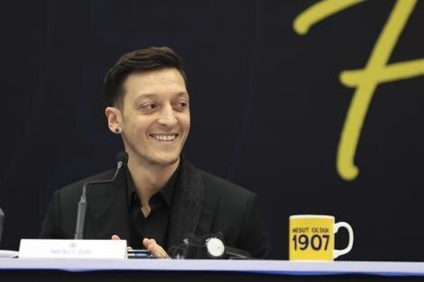 Mesut Özil: 'Hayallerim gerçek oldu'