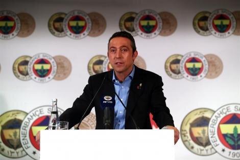 Ali Koç: 'Hocamızı göndermeyi hiç düşünmedik'