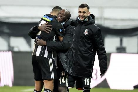 Beşiktaş'ta 3.5 milyon euroya 58 gol!