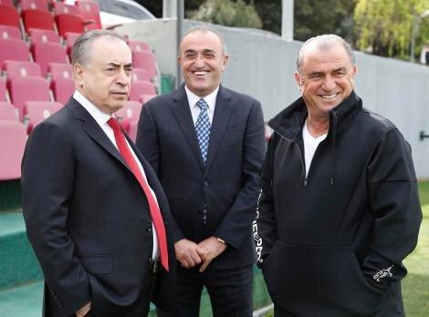 Galatasaray'da kriz: Mustafa Cengiz, Fatih Terim, Ryan Donk