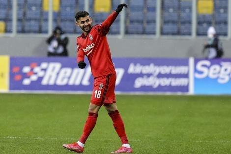 Rachid Ghezzal: 'İnşallah Beşiktaş'ta kalırım'