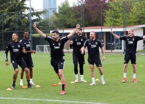 Beşiktaş idman - 5 Mayıs