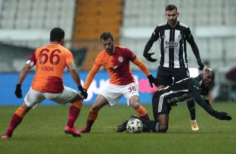 Bitiricilikte ustalar: Galatasaray vs Beşiktaş