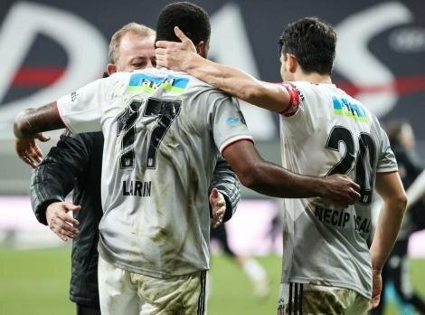 Josef de Souza: 'Bırakmayacağız hocam!'