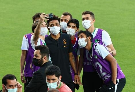 Gedson Fernandes'ten Galatasaray'a müjdeli haber!