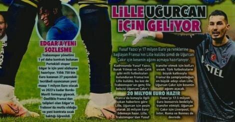 Trabzonspor manşetleri - 13 Mayıs