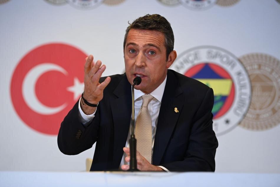Ali Koç'un öncelikli 5 transfer planı! - Sporx Galeri