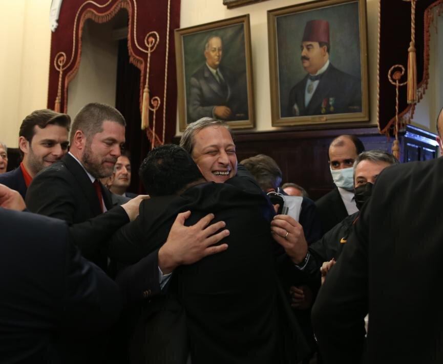 Burak Elmas Galatasaray'In Yeni Başkanı Gündemde