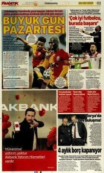 Günün Galatasaray manşetleri (25 Haziran 2021)