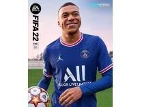 FIFA22'nin kapağı Kylian Mbappe Galerisi